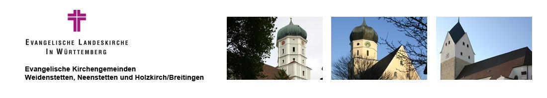 Logo Evangelische Kirchengemeinde Weidenstetten